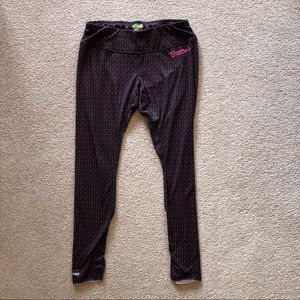 BURTON DryRide Base Layer Leggings Women's S
